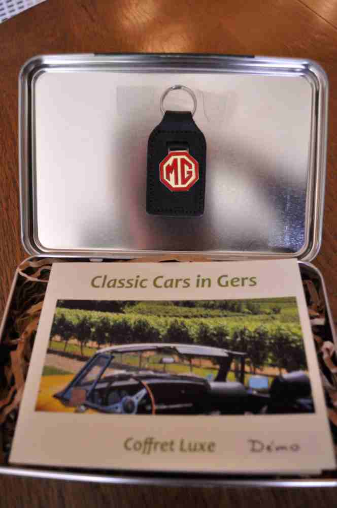 Classic Cars in Gers coffret cadeau Luxe 2